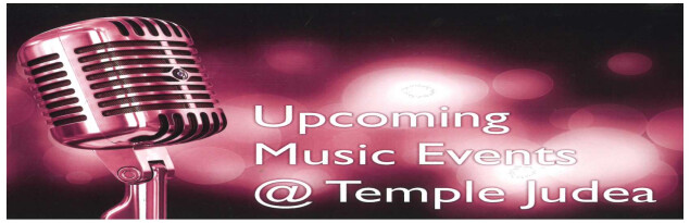 Upcoming Music Events Header