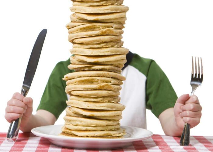 8th Annual Brotherhood Pancake Breakfast