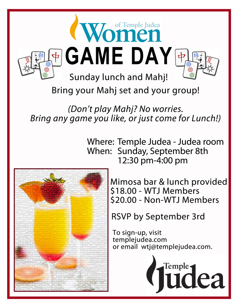 WTJ 2019_2 GAME DAY FLYER